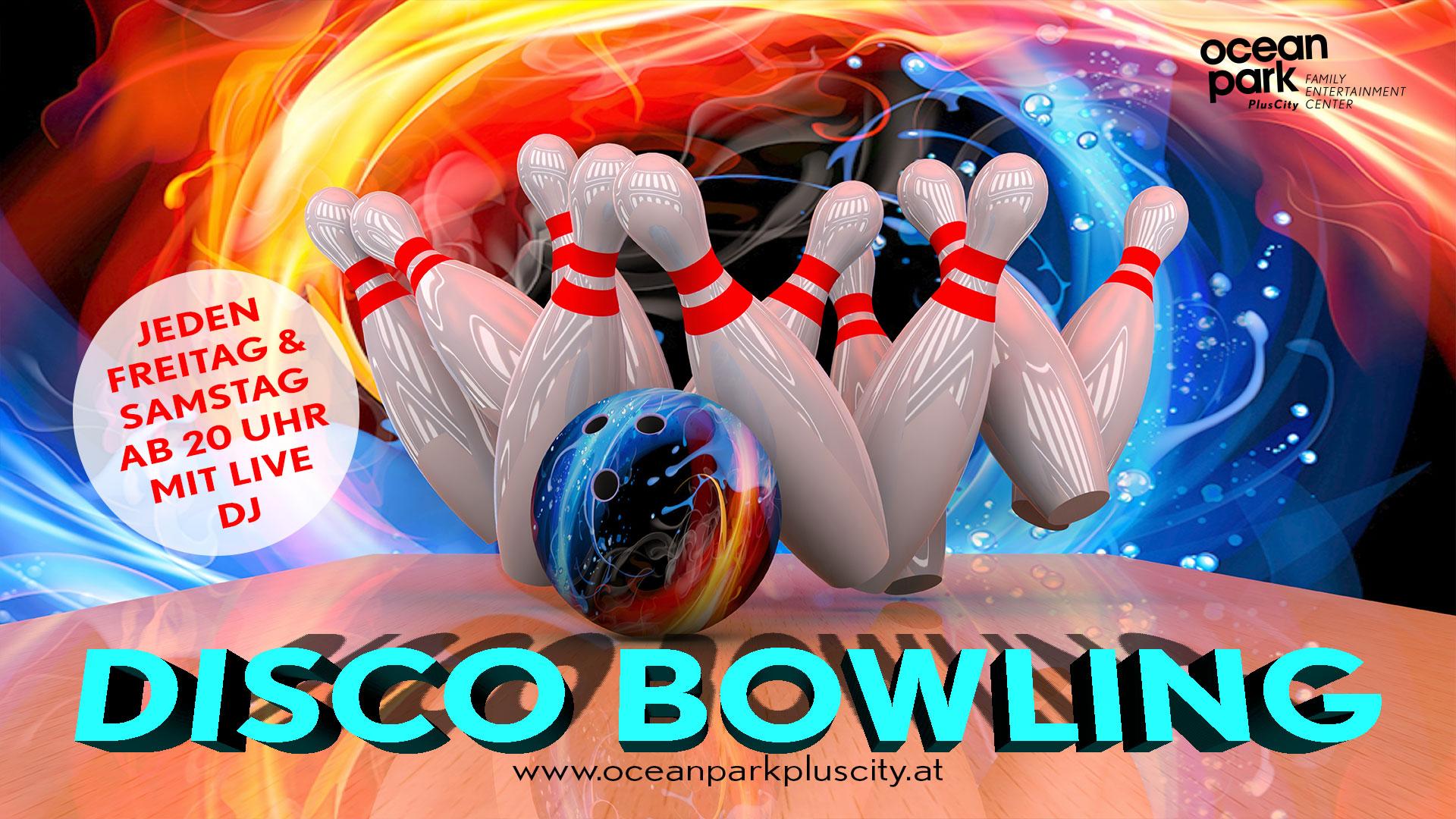 Disco-Bowling