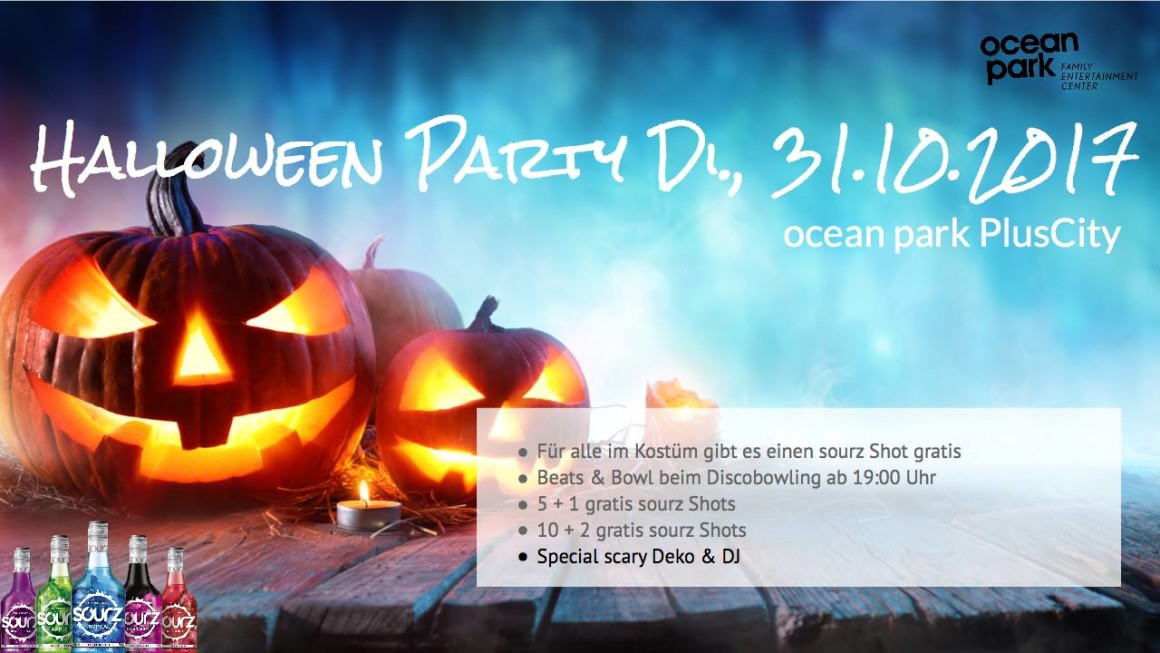 Halloweenparty 2017