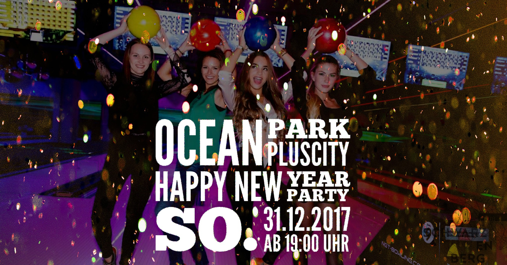 ocean park PlusCity Silvester2017