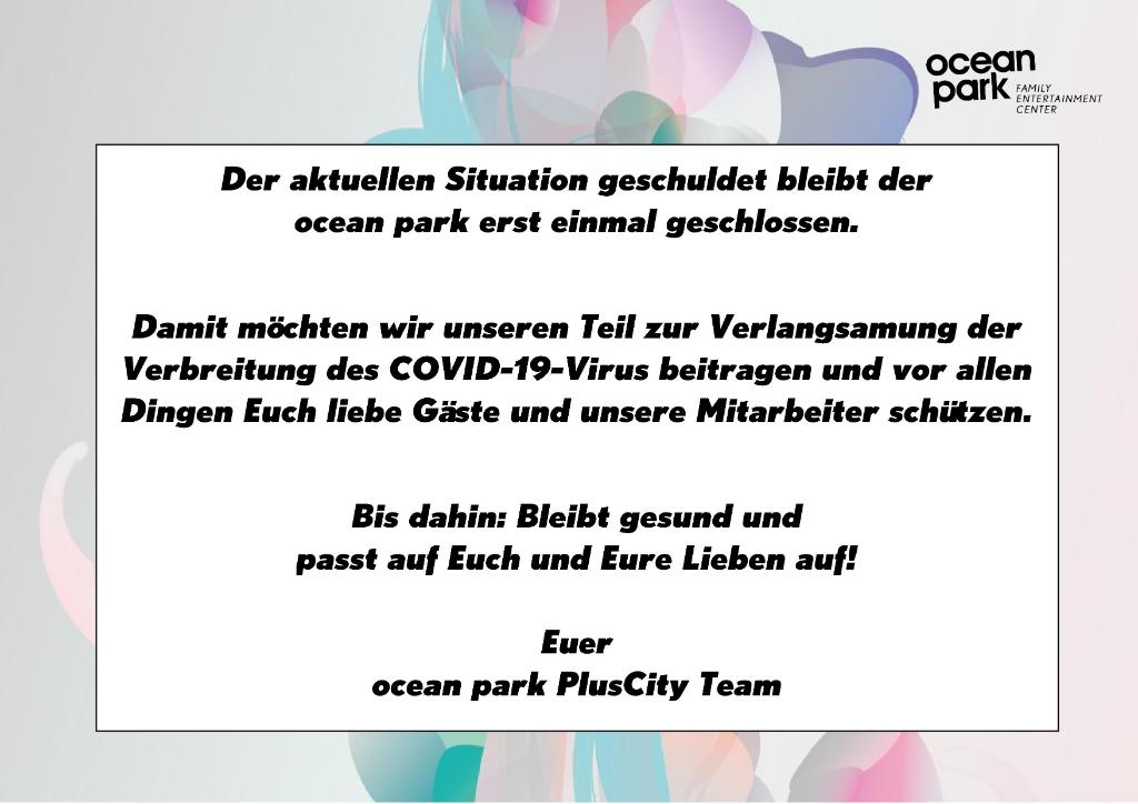 COVID-19-Schliessung